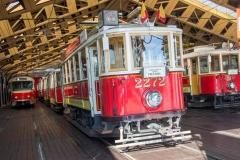 Historická tramvaj